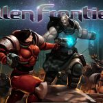 Cover Ilustration Fallen Frontiers