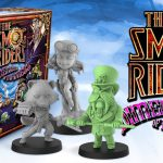 The Smog Riders Game and Renders