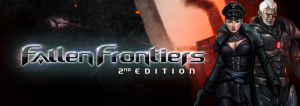 Banner Fallen Frontiers 2ND EDITION