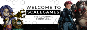 Banner Welcome ScaleGames