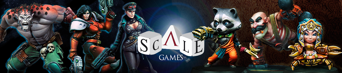 Banner sobre Scale Games